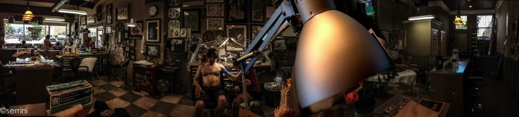 tattoo panorama