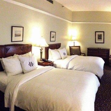oxford hotel bedroom
