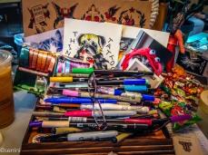 tattoo pens