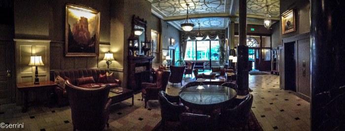 oxford hotel lobby
