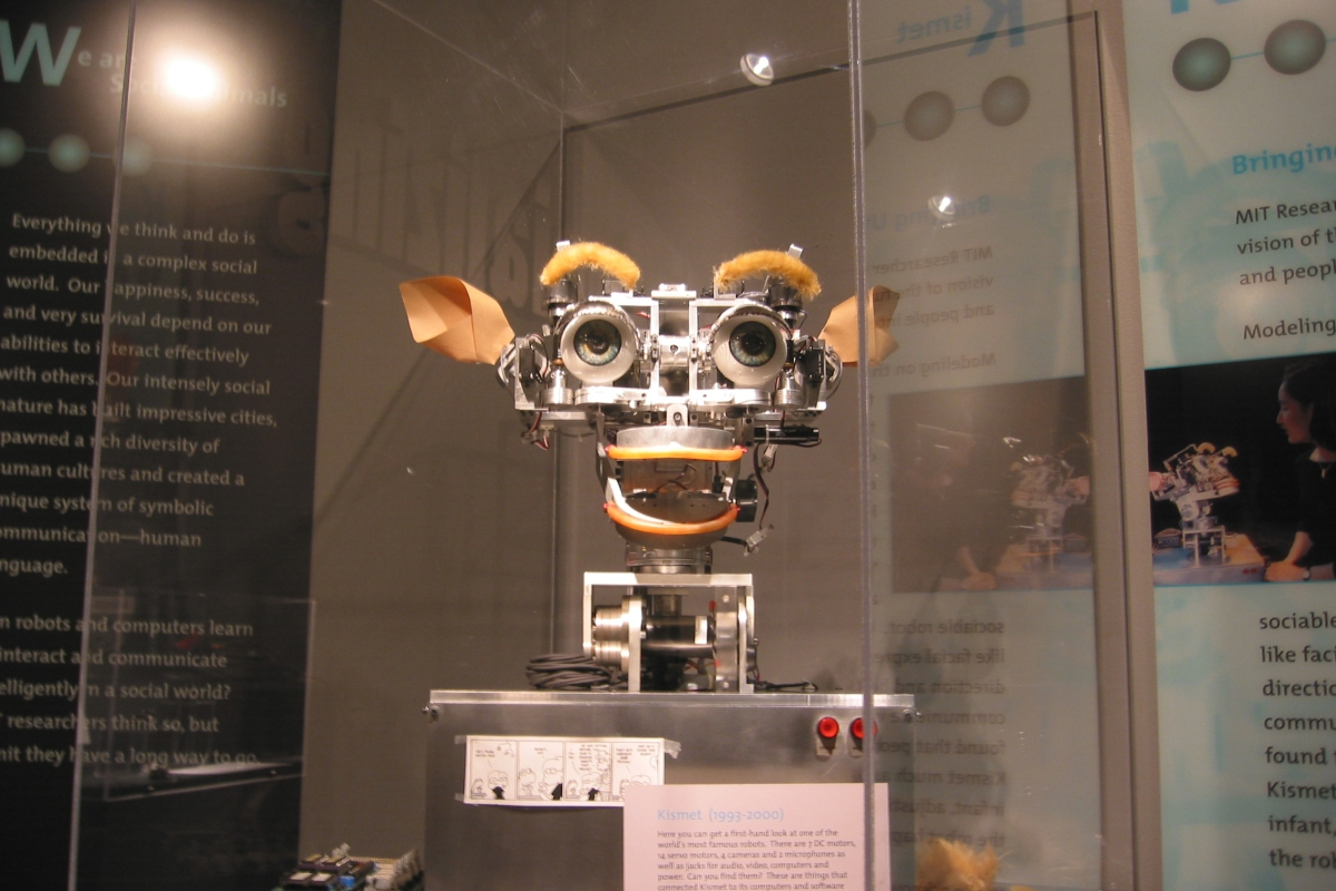 The MIT museum in Cambridge  So cool  – CINECLAST • FILM, FOOD